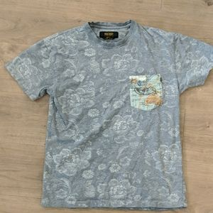 10.Deep Men's Pocket T-shirt